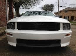 2006 Mustang Fog Lights Hidden Fog Light Grille Installed Mustang Evolution Forum