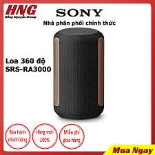 Loa không dây cao cấp SRS-RA3000 với công nghệ âm thanh tràn ngập phòn –  Hồng Nguyễn, Nhà phân phối chính thức sản phẩm Sony chính hãng tại Việt Nam