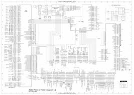 aficio a circuit diagram ricoh aficio 850 1050 1085 1105 a294 295 circuit diagram
