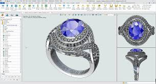 Computer Aided Jewellery Design Advance Rhino Cad Jewellery Designing Online Course