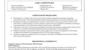 Lawyerme Sample Impressive Ontario Attorney Curriculum Vitae India ...