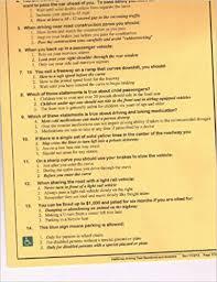 california dmv cheat sheet california dmv driving written test questions answers california