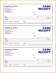 Collection Receipt Template Collection Receipt Template Complete Guide Example 4