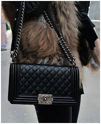 Real vs. Steal – Chanel Quilted Boy Bag | | Bloglovin' & Chanel Quilted Boy Bag (Price Unknown, N/A) Adamdwight.com