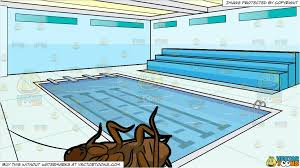 swimming pool background. A Dead Cockroach And Indoor Olympic Size Swimming Pool Background Swimming Pool Background