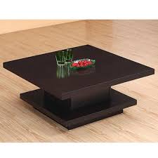 beautiful modern square coffee table with novel square coffee