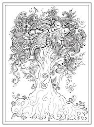 Small Picture Flower Leaf Coloring Pages Coloring Pages