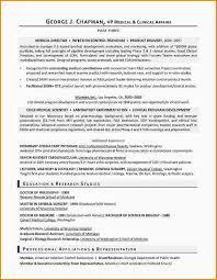 8 Resume For Medical Field Paradochart