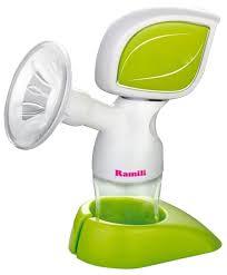 <b>Электрический молокоотсос Ramili</b> Baby SE150 — купить по ...