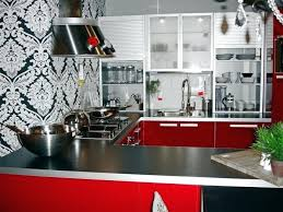 black and red kitchen decorating ideas large size of small kitchen kitchen wall decor red and
