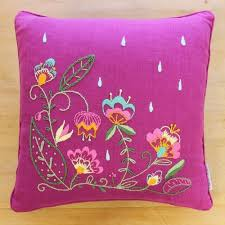 Pillow Cover Stitching