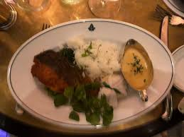Salmon fillet with jasmine and sesame rice - Picture of The Ivy Cardiff -  Tripadvisor