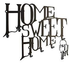 Small Picture Key Hook Home Sweet Home beautiful hook design key Holder