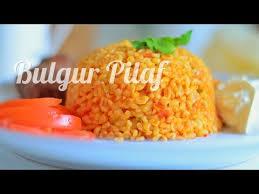 how to make turkish bulgur pilaf you