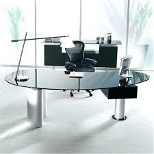 home office glass desks. Modern Home Office Glass Desk Desks Furniture A Glacier O