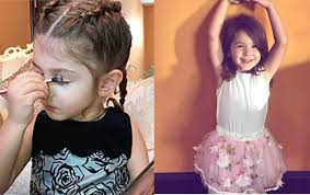 Toddler Girl Hairstyles 73 Wonderful 24YearOld Girl's Love For Makeup Is Sparking Major Controversy