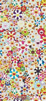 Inspired primarily by anime, japanese animation, and manga, japanese comics, murakami's. Takashi Murakami Wallpaper Works Best With Iphone 11 Ios14 Album On Imgur