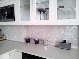 kitchen glass mosaic backsplash. Amazing Kitchen Amusing White Glass Backsplash Tile Lovely In Mosaic O