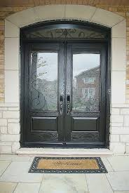 steel entry doors full glass new double front doors double front doors o affashion