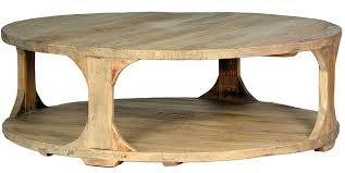 boston 48 round coffee table
