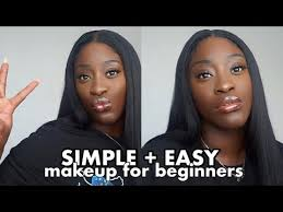 simple everyday makeup for beginners