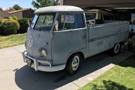 OG VW P/U: 1960 Volkswagen Single-Cab Pickup
