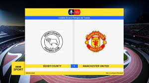 Derby County vs Manchester United - FA Cup 5 March 2020 Gameplay - YouTube