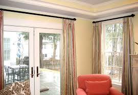 great window treatment ideas for patio doors sliding patio door window treatments home intuitive