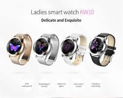 <b>Beautyss</b> KW10 <b>Smart Watch</b> Women IP68 Waterproof Heart Rate ...
