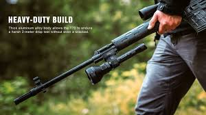 Đèn pin gắn súng siêu sáng 2300 lumens, chiếu xa 1000m, 4 chế độ sáng.  TrustFire T70. - YouTube