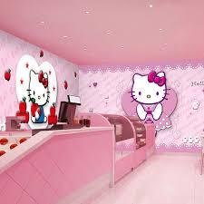 Hello Kitty Bedroom Wallpaper Photo 6