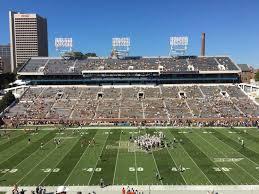 Bobby Dodd Stadium Section 225 Row 16 Seat 13 Georgia