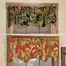 Kitchen Valances Tailored Valances Touch Of Class