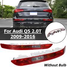 Audi Q5 Rear Lights Car Taillight Rear Bumper Tail Light Cover Pair For Audi Q5 2 0t 2009 2016 8r0945096 8r0945095