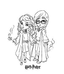 Harry Potter Coloring Pictures