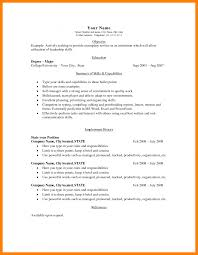 7 Simple Job Resumes Examples Apply Form Resume Format Pdf Sample