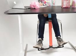 hovr is the desk swing that takes your feet for a ride business insider
