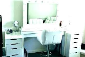 lighted vanity table lighted makeup mirror target white makeup table with mirror target makeup vanity vanity