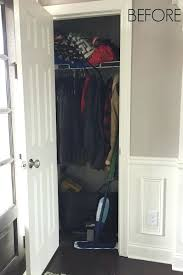 coat closets and this is the result organized closet pictures of ideas coat closets