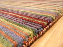 colorful runner rug colorful runner rug this modern rug design makes a striking rust colored runner