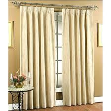 pinch pleat patio door curtains 9 best patio door curtains images on pinch