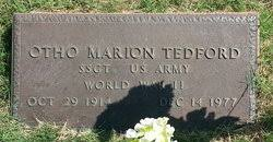 Otho Marion Tedford (1914-1977) - Find A Grave Memorial