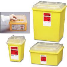 sharp disposal. sharps-a-gator disposal container sharp