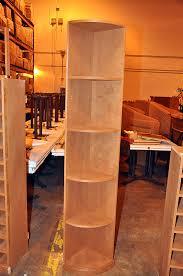 Rounded Corner Shelf Unit Round Designs