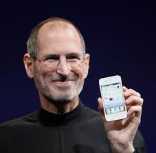 Stories about Steve Jobs abound across the various media outlets this morning. Two separate articles – one about his death and one about his vision – are ... - steve_jobs_headshot_2010-crop