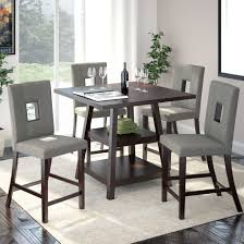 counter height dining sets leaf consist