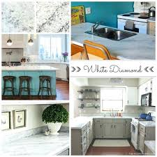 diy redo kitchen countertops paint kitchen white diamond diy spray paint kitchen countertops