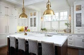 gold kitchen pendant lights brown kitchen island with brass industrial pendant lights black and gold kitchen