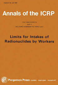 Icrp Icrp Publication 30 Part 3
