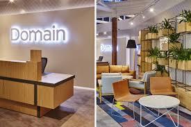 domain office furniture. beautiful furniture aspendomaincustomjoineryreceptiondeskfeaturewall intended domain office furniture t
